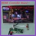 HDMI плате контроллера + 15.6 inch B156HW01 LP156WF1 N156HGE-L11 1920*1080 жк-панель
