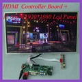 HDMI placa controladora + B156HW01 LP156WF1 N156HGE-L11 1920*1080 painel lcd de 15.6 polegadas