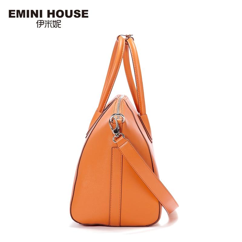 EMINI HOUSE Tote τσάντα Split δέρμα τσάντες - Τσάντες - Φωτογραφία 3