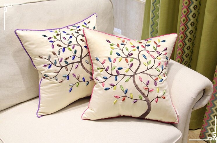 Popular Personalized Embroidered Pillows-Buy Cheap Personalized Embroidered Pillows lots from ...