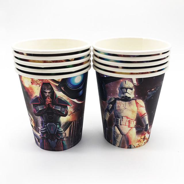Star Wars Birthday Party Supplies