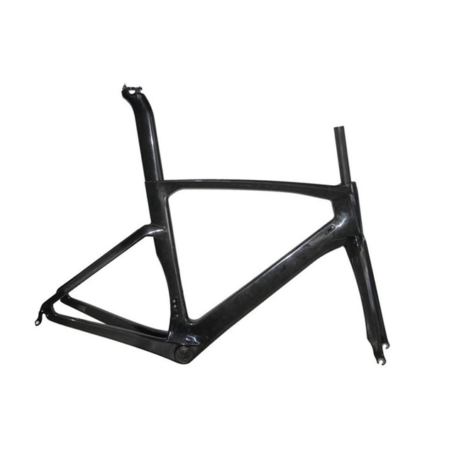 Hot sale carbon road TT bike frame, fork, seatpost,seat clamp and headsets Di2 compatible Carbon Time Trial Road Bicycle frame