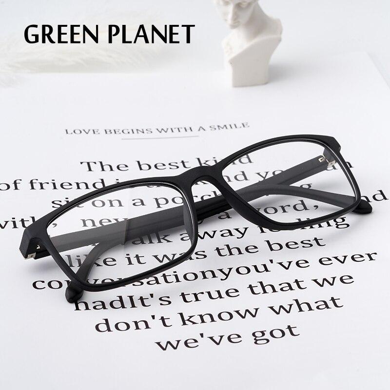 TR90 Male Grade Glasses Brand Designer Unbreakable Clear Eyeglass Frame#MZ13-20