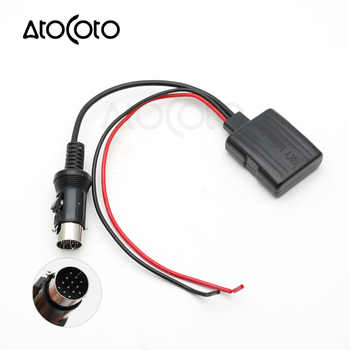 Car Bluetooth Receiver Module for KENWOOD CA-C2AX KCA-iP500 CA-C1AX 13Pin Radio Stereo Aux Cable Adapter Wireless Audio Input - DISCOUNT ITEM  33% OFF Automobiles & Motorcycles