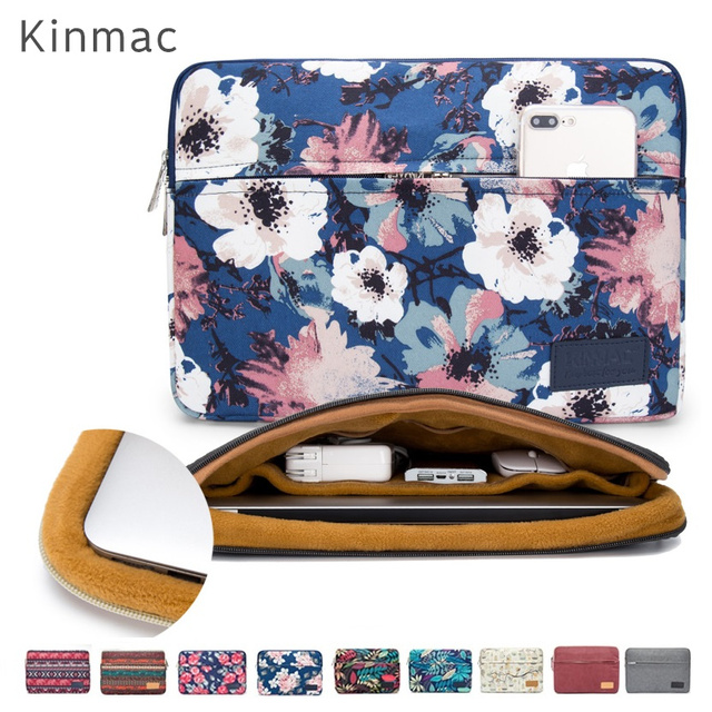 """2020 Brand Kinmac Laptop Bag 13"""",15"""",15.6 inch,Shockproof Sleeve Case Cover For MacBook Air Pro 13.3 Notebook Compute Dropship"""