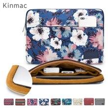 """2020 marka Kinmac Laptop çantası 13 """",15"""",15.6 inç, darbeye dayanıklı kol çantası kapak MacBook hava Pro 13.3 dizüstü bilgisayar Dropship"""