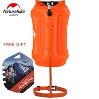 Naturehike su geçirmez şişme çanta dalış yüzme kiti Ultralight kamp yürüyüş kuru sürüklenen Kayaking yüzme kiti