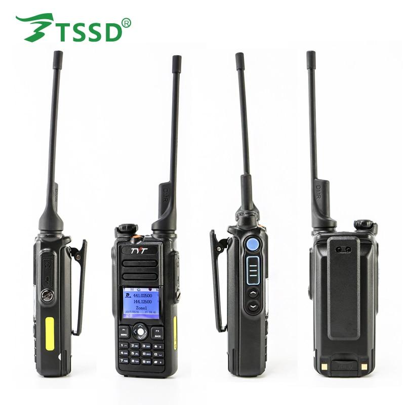Image 4 - Original 5W TYT GPS IP 67 Waterproof Dual Band 144/430 Digital DMR Two Way Radio MD 2017-in Walkie Talkie from Cellphones & Telecommunications