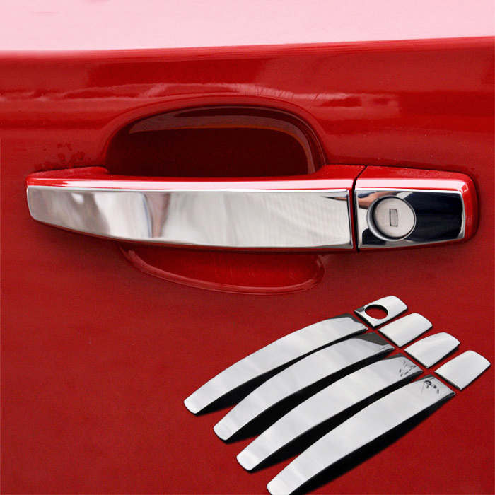 GENUINE NEW 2004-2008 Pré-FACELIFT VAUXHALL ASTRA H chrome Wing Mirror Covers