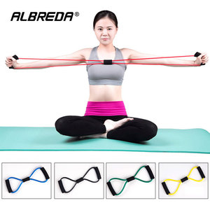 ALBREDA New Elastic pilate Sport Exercis