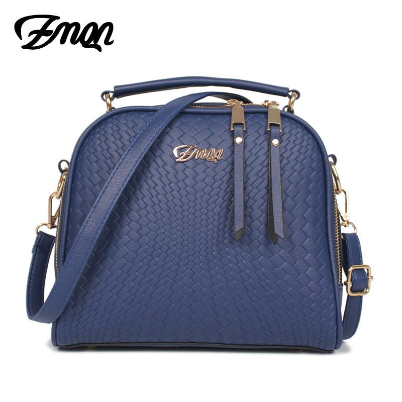 ZMQN Bags For Momen Messenger Bags Leather Luxury Handbags Women 2017 New Cheap
