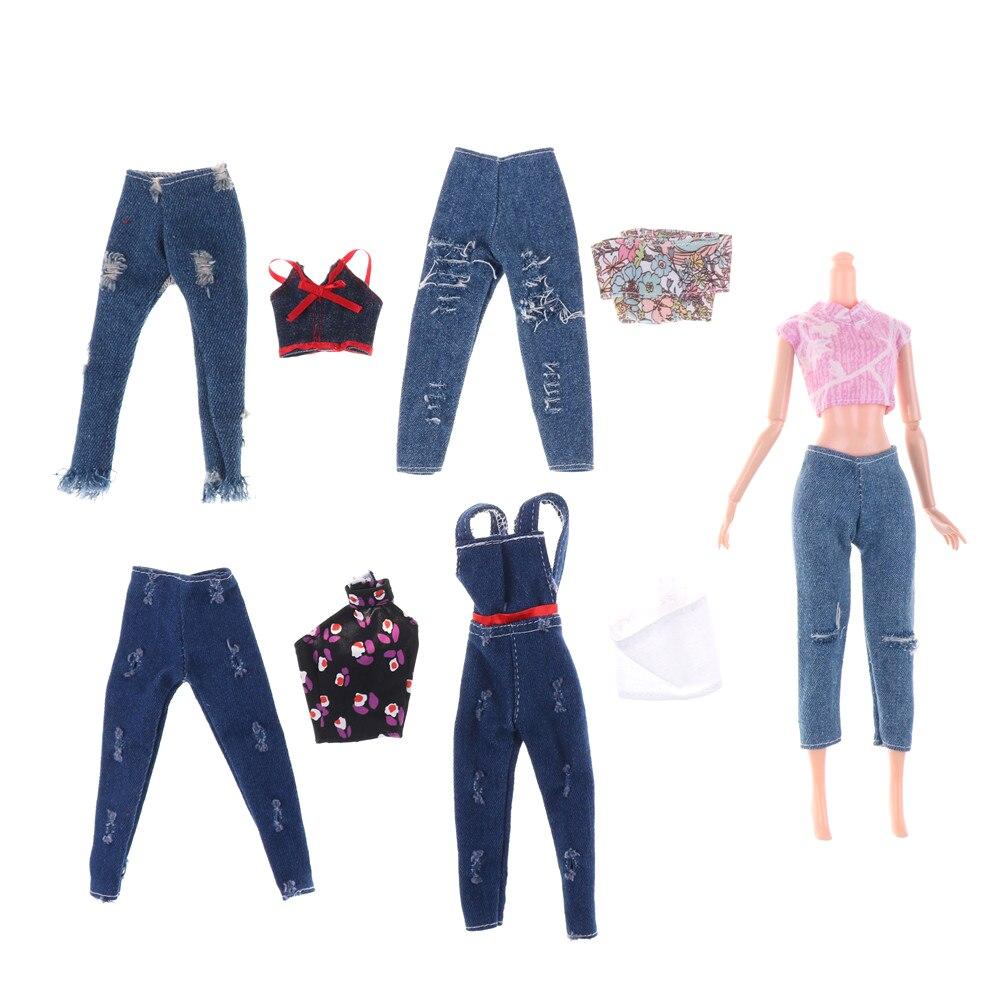 Set di vestiti per bambole Vest /& Casual Pantaloni per pantaloni Blythe