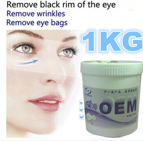 1KG Wrinkle Eye Cream Dark Circles Beauty Salon Products  Moisturizing Anti-wrinkle Anti Aging Whitening Essence 1000ml цена и фото