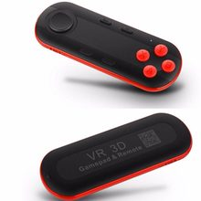 For VR Box Virtual Reality 3D Glasses Bluetooth Remote Control for Smartphone for Mobile Phone TV box PC Gamepad Wireless Mouse(China)