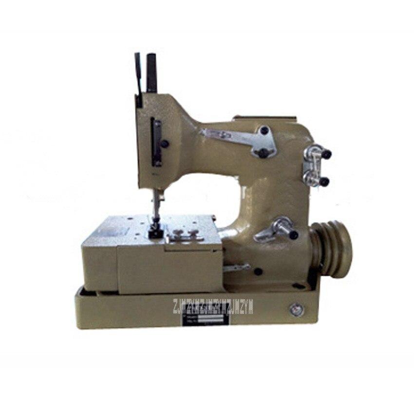 DN 2HS промышленный одноигольный тканые джут мешок риса швейная машина швами PP/PE/мешки для Еда цемент удобрения промышленности