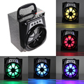 Classic Wireless Bluetooth Stereo Speaker Loudspeakers Super Bass Speaker with USB Port TF Card FM Radio 8W 95dB Aux receiver