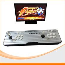 Christmas gift doubel Controller use Pandora Box 4S board multi  games  815 in 1 Pandora Box 4S+