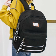 Fashion Trend Men and Women Backpack Shoulder bag Sports Casual Light Large Capacity Student