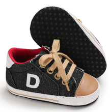 Baby Walker Shoes Canvas Sneaker Sport Shoes Toddler Soft Bottom Anti-slip Crawling First Walkers For Infant Baby цены