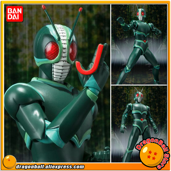 Japan Anime Masked Rider J Original BANDAI Tamashii Nations S.H.Figuarts / SHF Exclusive Action Figure - Masked Rider J