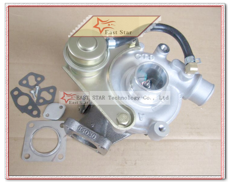 CT9 17201-64070 17201 64070 Turbo Turbine Turbocharger For <font><b>TOYOTA</b></font> Camry Estima Lite TownAce Vista <font><b>3CT</b></font> 3C-T 2.2L 90HP Wholesale image