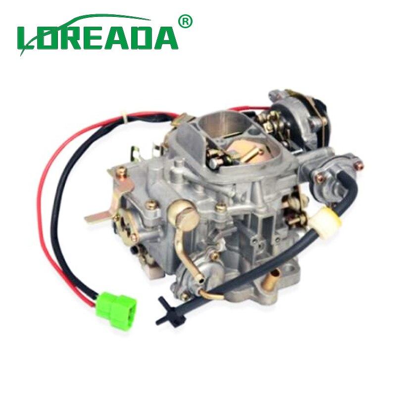 CARBURETOR ASSY 21100-35191 21100-35191  for TOYOTA 22R  Engine carburetor carb engine for dodge plymouth 318 engine carter c2 bbd barrel new arrival