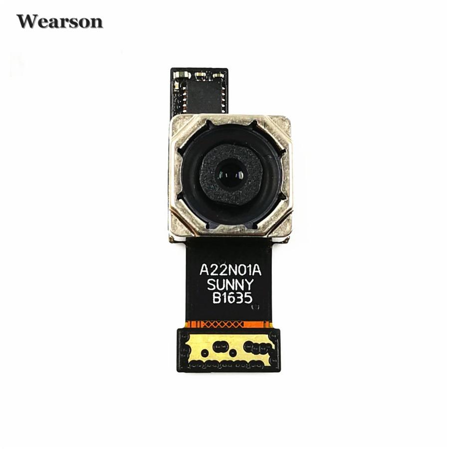 For ZTE Nubia Z11 mini S Z11minis NX549J Back Camera Flex Cable Tested NX549J Big Rear Camera