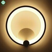 GO OCEAN Wall Lamps Bathroom Light Mirror Metal 12W 16W LED Wall Light Modern Sconce Lights