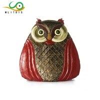 Retro OWL Hand Bag Shoulder Bags Women Handbag Travel Bag Change Bag Backpack