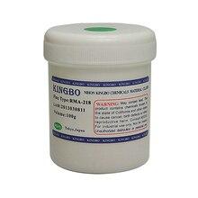 Kingbo RMA-218 Solder Paste high viscosity no-clean flux  for BGA reballing