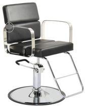 52254 Hair salon chair. Japanese style chair. Shaving chair