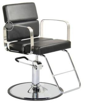 52254 Hair salon chair. Japanese style Shaving chair