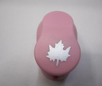 "Envío Gratis 5/8 ""(1,5 cm) maple eva espuma punch furador artesanal punch para tarjeta de felicitación hecha a mano, álbum hecho a mano golpeador"