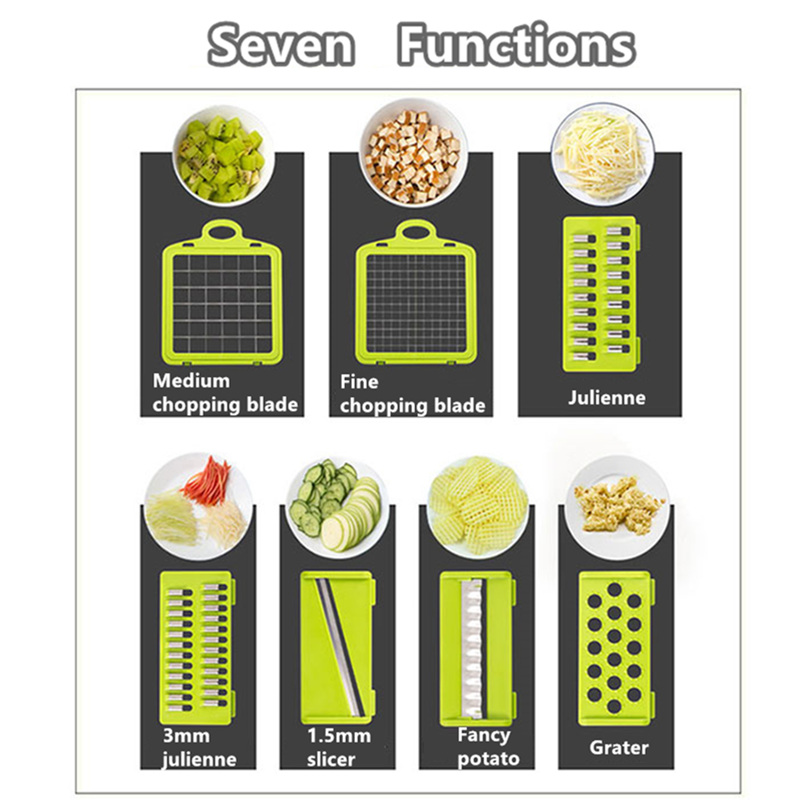 All in One Vegetable Cutter  1