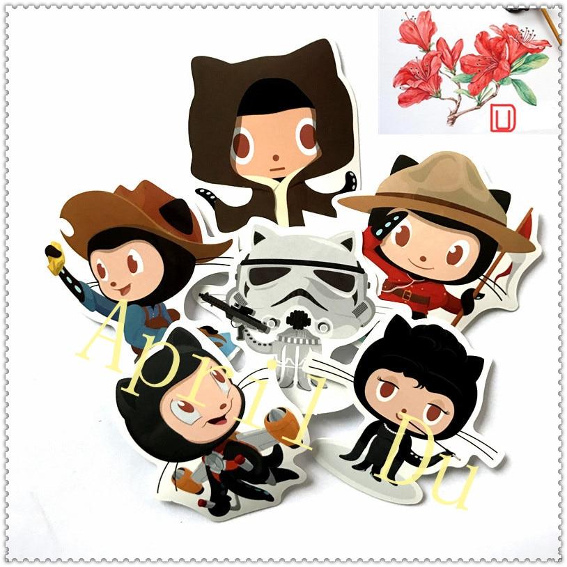 FGiT Sticker Collection