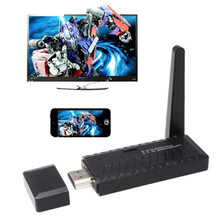 Miracast Wifi Pantalla Del Receptor Dongle AirPlay DLNA Streaming Receptor 1080 P Wireless A9