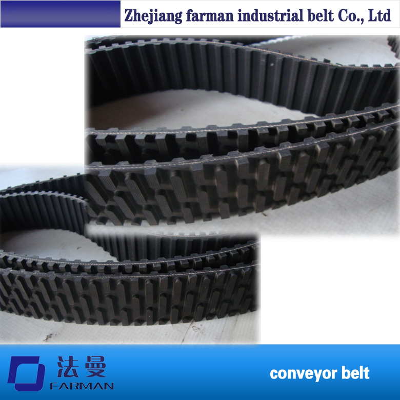 Black Toothed Super Endless Rubber Timing Belts L/xl/xxl