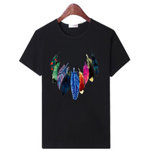 New arrived fashion men's T shirt as a gift for boy friend keep cool summer day