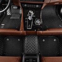 3D honeycomb carpet for BMW X1 X3 X4 X5 X6 GT 320i M 330i 528i 520i ActiveHybrid 535i xDrive 1 3 4 5 7 Series Car floor mats
