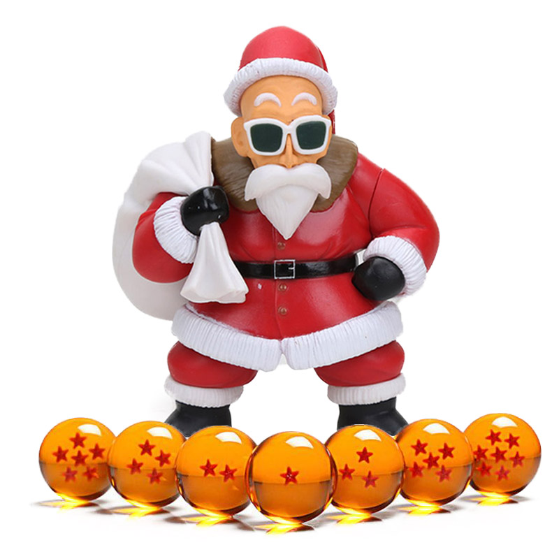 Dragon Ball One Piece Chopper Kame Sennin Master Christmas Action Figure Toy