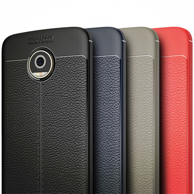 quality design af430 29481 US $3.13 5% OFF|For Motorola Moto Z2 Play Case Cover Luxury TPU Silicone  Imitation Leather back Case For Motorola Moto Z2 Play -in Fitted Cases from  ...