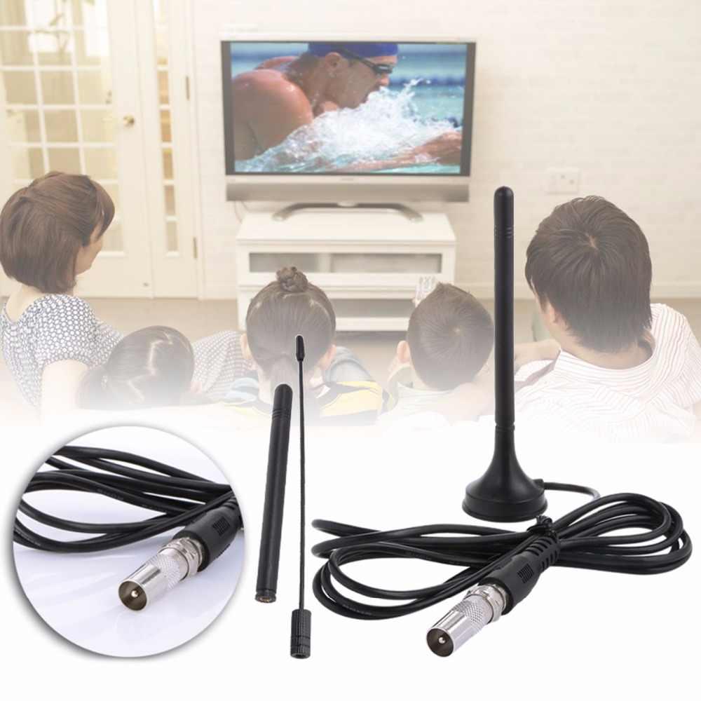 SOONHUA DTA-180 30dBi Крытый цифровой DVB-T ТВ антенна Freeview HD ТВ антенный усилитель для DVB-T телевизионная антенна адаптер HDTV кабель
