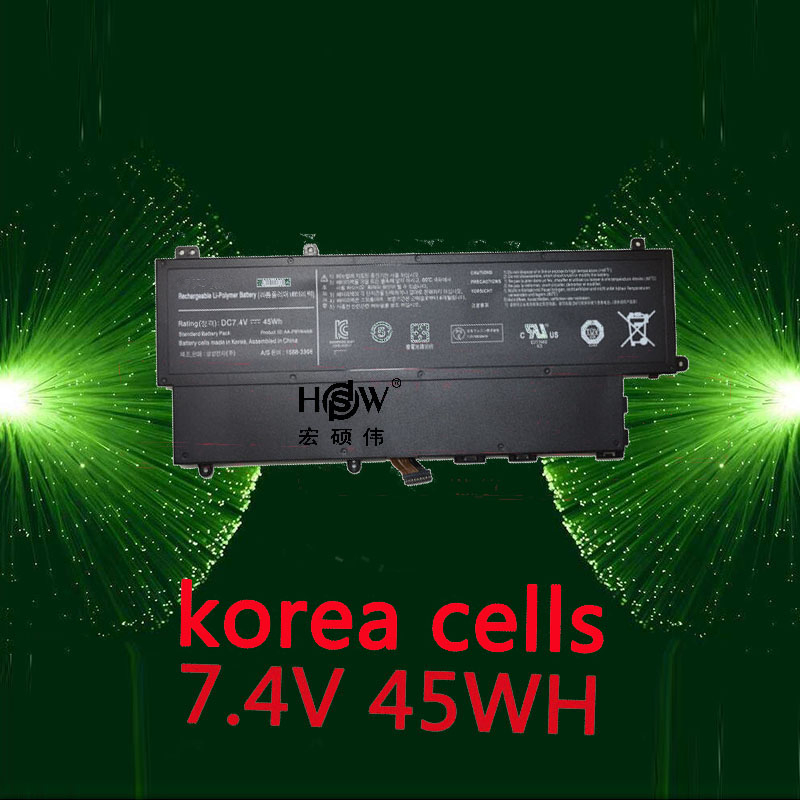 HSW New 7.4V 45Wh AA-PBYN4AB Battery for Samsung UltraBook 530U3C NP530U3B NP530U3C 530U3C-A01 530U3C-A02 530U3C-A03 jigu aa pbyn4ab original laptop battery for samsung for ultrabook 530u3b 530u3b a01 530u3c 530u3c a02 535u3c np530u3c 7 4v 45wh