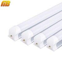 4pcs LED T8 Tube Bar Lamp 2ft 60cm 10W 220V 230V MING BEN Lighting Cold White