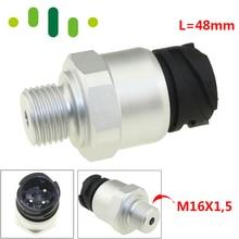 441 044 101 0 Pressure Sensor 16 Bar 16Bar For DAF CF75 CF85 XF95 XF105 SCANIA P G R T 1506009 1450872 1296494 1737516 1783123