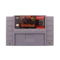 Nintendo sfc/snes video oyun kartuşu konsolu kart süper ghouls 'n hayaletler abd İngilizce dil sürümü