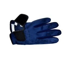 Sport Golf Gloves Men's Left Right Hand Soft Breathable Golf Outdoor Sport Gloves Blue Color  Accessories for Your Left Hand
