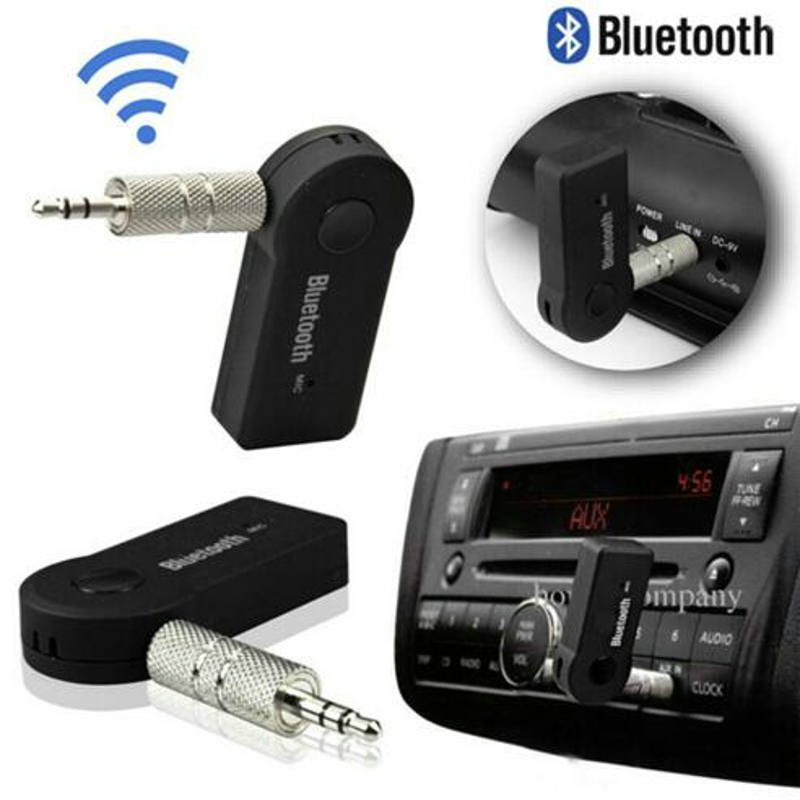 Dehyaton 3.5 MM Jack Seal Bluetooth Bluetooth AUX receptor de música - Audio y video portátil - foto 2