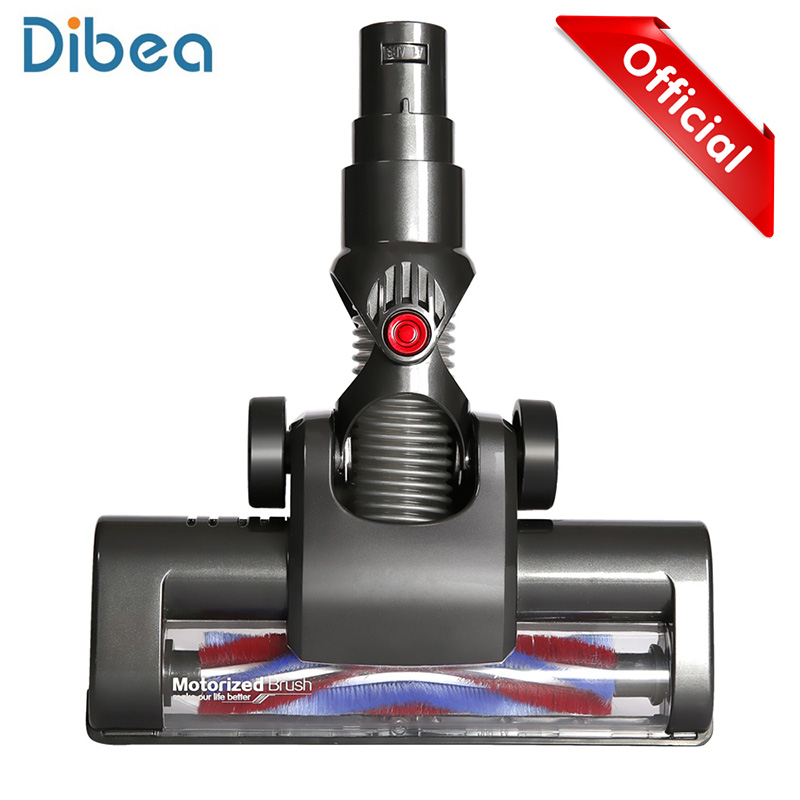 Professional Cleaning Head For Dibea C17 Cordless Stick Vacuum Cleaner Handheld Dust Collector Household Aspirator