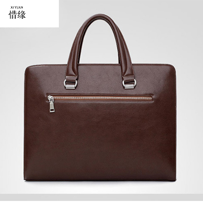 XIYUAN Genuine Leather handBag Men Messenger Bags male Briefcase Handbags man Laptop Bags Portfolio Shoulder Crossbody Bag brown hnxzxb tassel pendant design small clutch wallets for women coin purses card holders invoice pocket pu leather female lady bag
